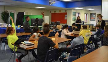 Middle School Career Cafes