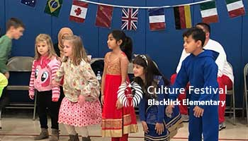 Blacklick Elementary Culture Festival
