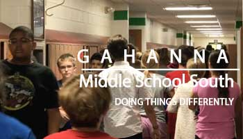 Gahanna Middle School South: Doing Things Differenty