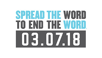 Spread the Word to End the Word Campaign