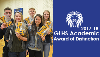 GLHS Academic Awards of Distinction