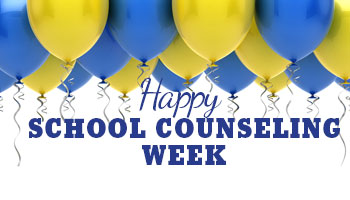 Thank You to our School Counselors