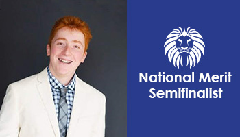 GLHS National Merit Scholarship Semifinalist