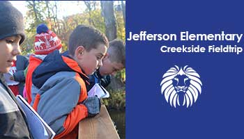 Close to Home Learning: Jefferson Elementary Learns at Creekside