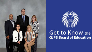 Get to Know the Members of the GJPS Board of Education