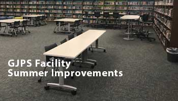 District Facility Summer Improvements