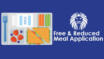Free & Reduced Meal Application Available
