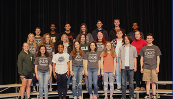 GLHS LION'S ROAR wins state awards