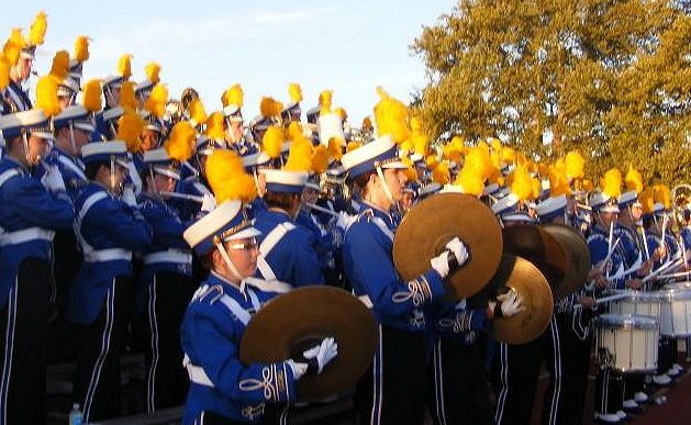 Image: GLHS Marching Band