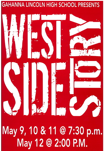 GLHS Theatre: West Side Story