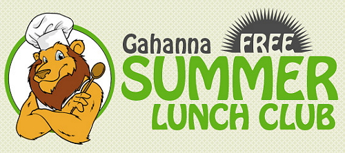 Image Gahanna Free Summer Lunch Club