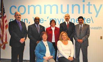 2013 board of education leadership