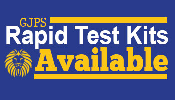 Rapid Test Kits Available