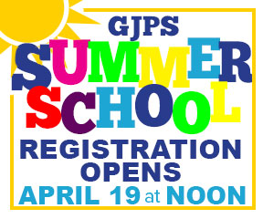 Summer School Registration opens April 19 at noon